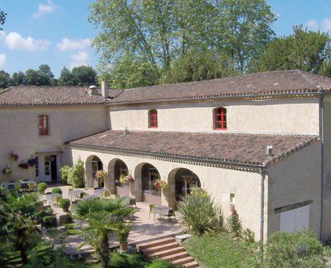 Le Château de Camille, Gers, Gascogne